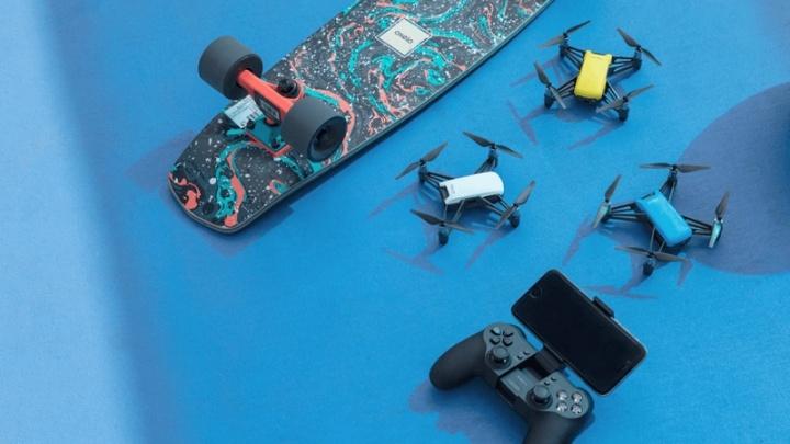 tello drone ryze tech dji 3