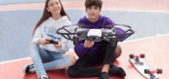 tello drone ryze tech dji