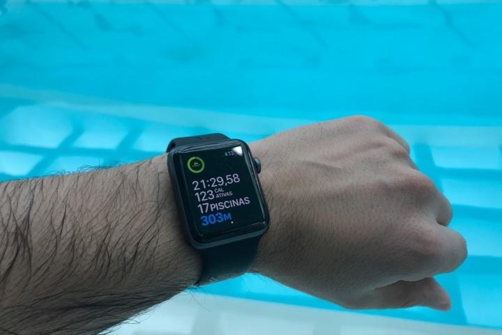 7495cba4156 Apple Watch 3  Será que este relógio sabe nadar