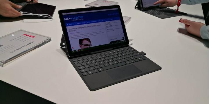 Huawei Matebook X e MediaPad M5 - 03