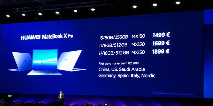 Huawei Matebook X Pro e MediaPad M5 - 05