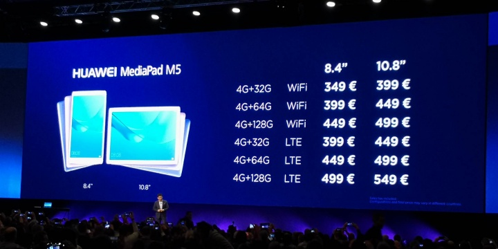 Huawei Matebook Pro X e MediaPad M5 - 08