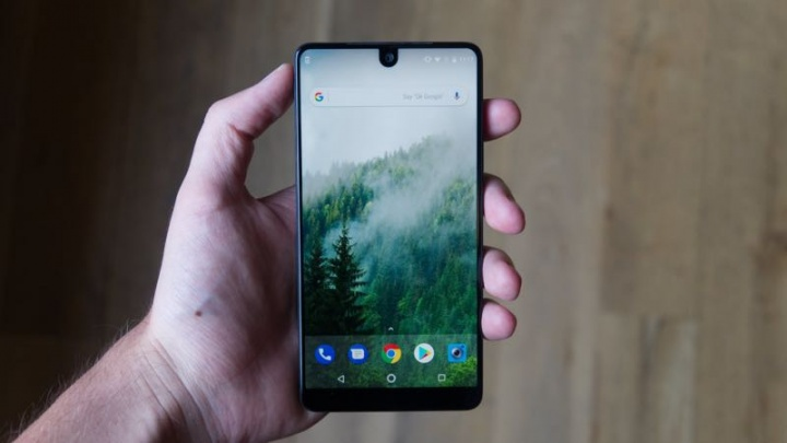 Android P notch
