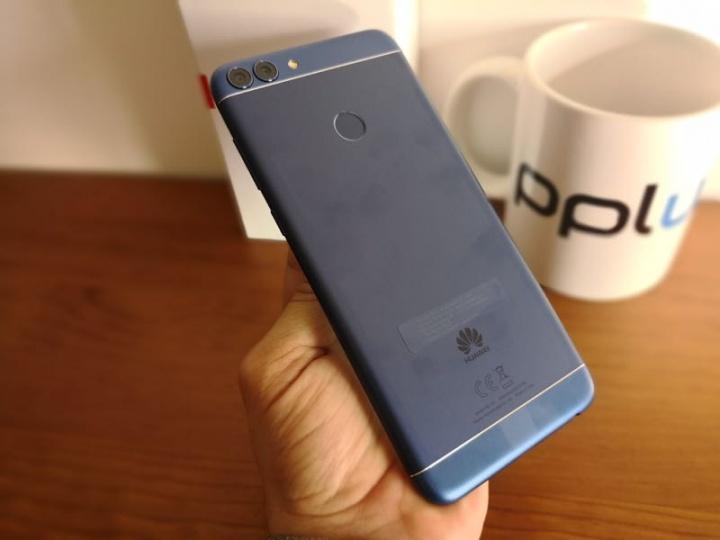 Huawei P Smart - 08