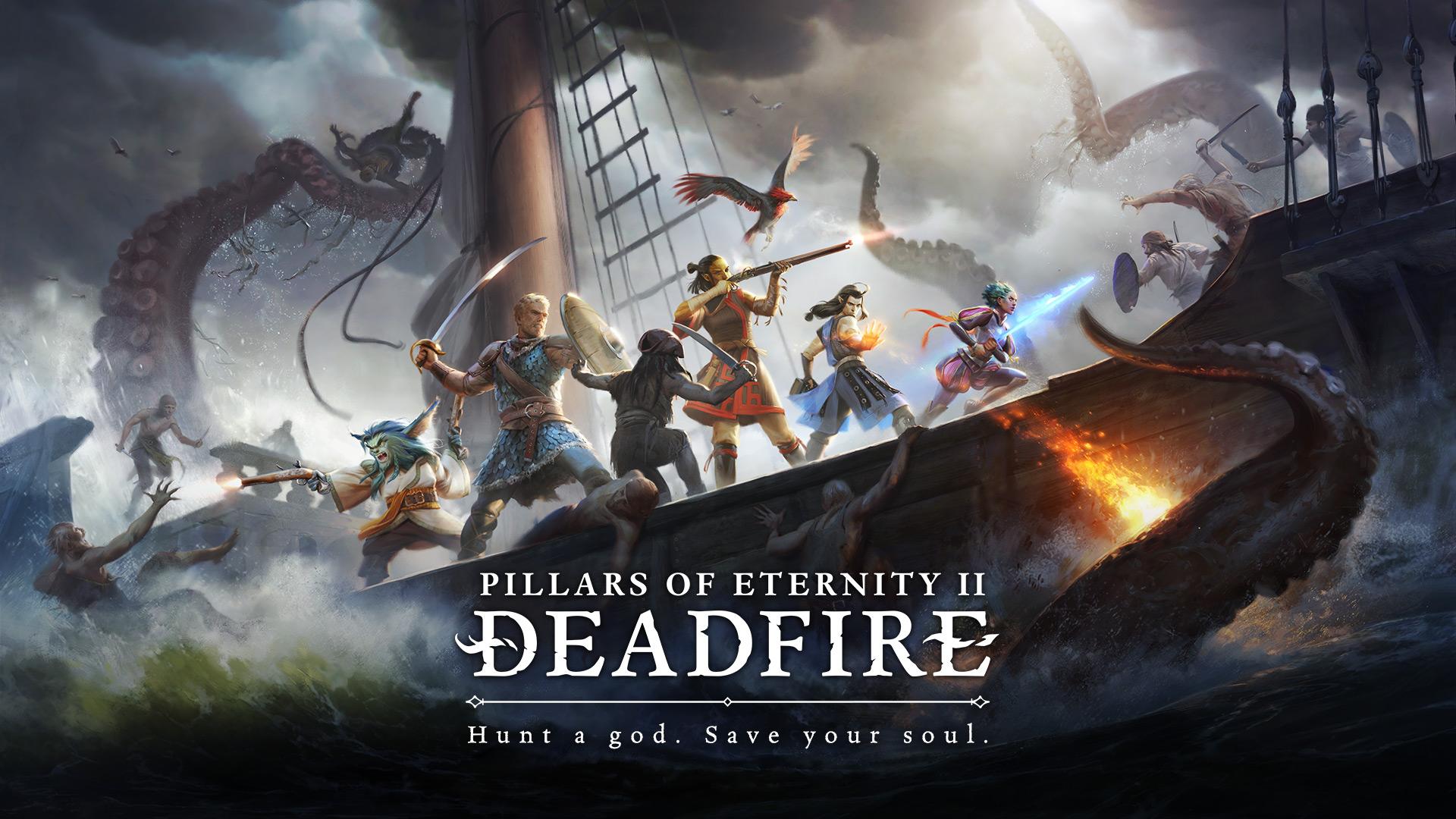 Pillars Of Eternity II: Deadfire a caminho das consolas!