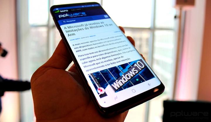 Samsung S9 e S9+ - 08