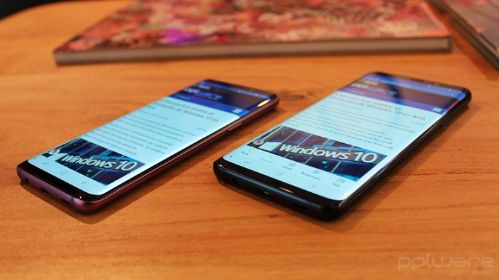 Samsung S9 e S9+ - 10