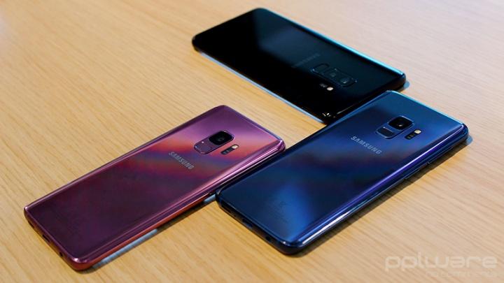 Samsung S9 e S9+ - 19