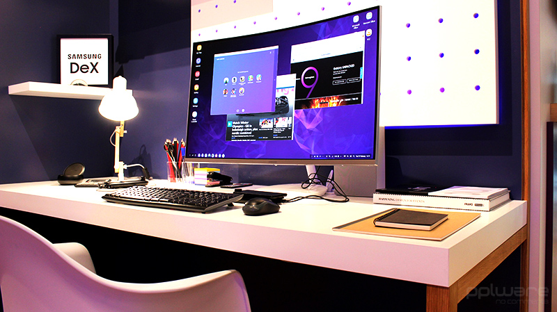 Linux On Dex S9 Plus