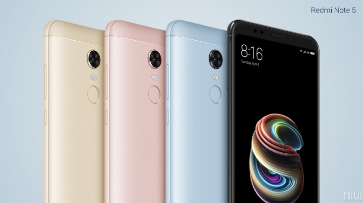 Xiaomi Redmi Note 5 e Note 5 Pro - pplware 3