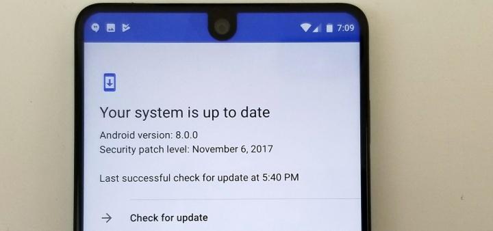 Atualização Android