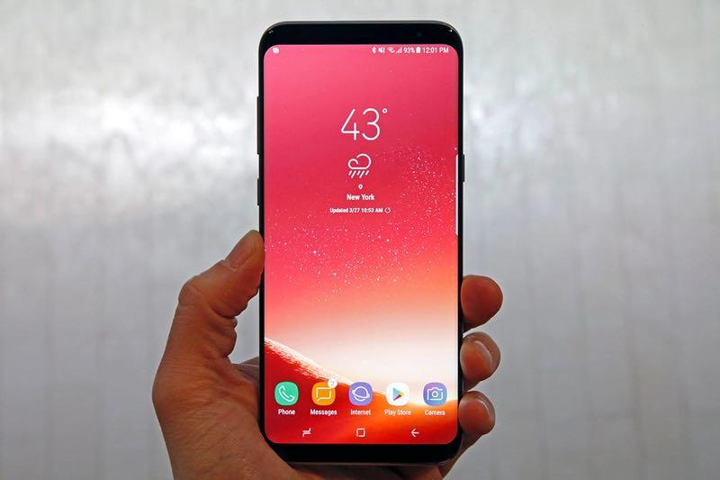 40689c7a58 Samsung Galaxy S9 será o Android mais potente do mercado - Pplware