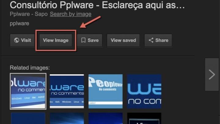 Google View Image