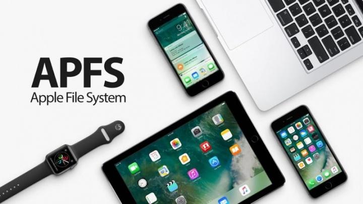 APFS macOS High Sierra