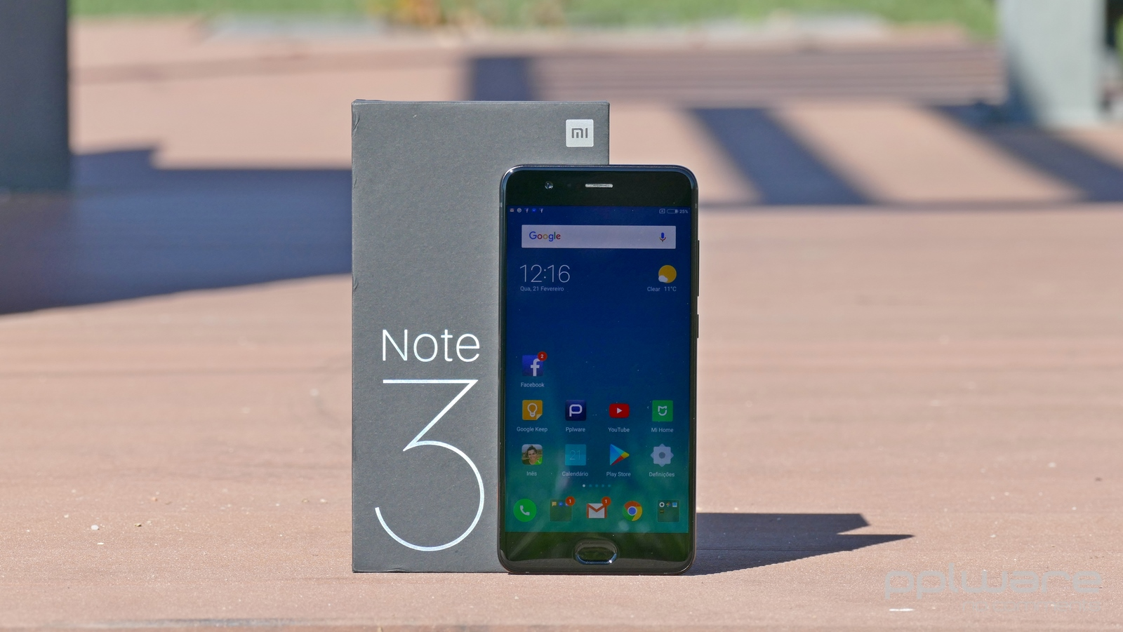 Análise: Xiaomi Mi Note 3 - como o Mi 6, mas maior - Pplware