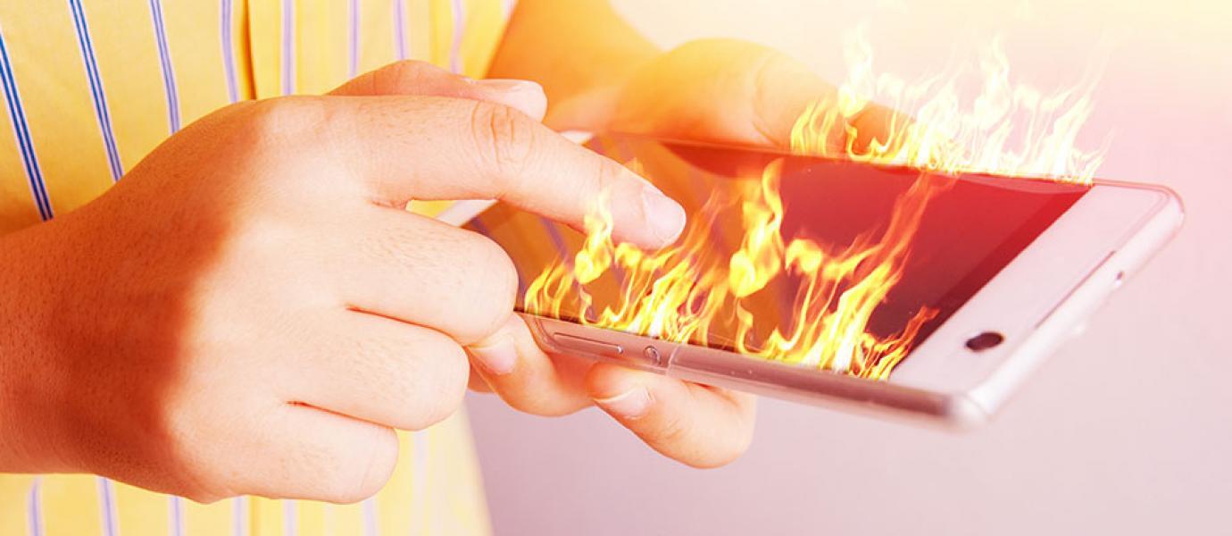 Como prevenir o aquecimento do seu smartphone?