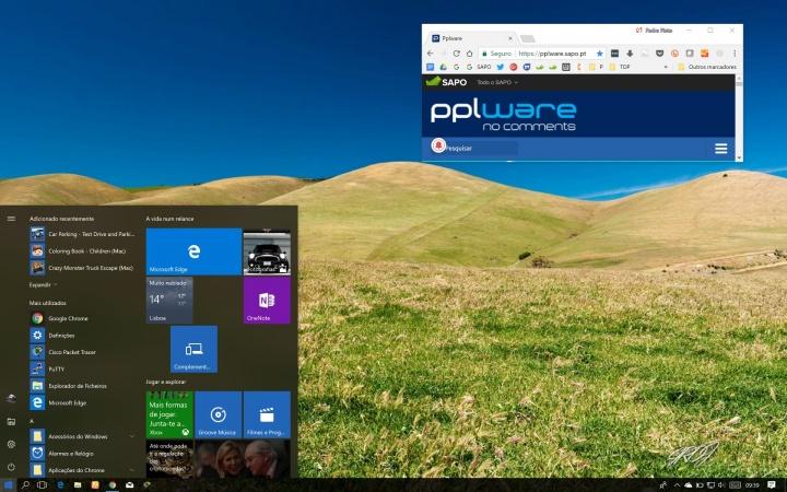 10 super dicas para o seu windows 10 pplware imagem desktop windows 10 ccuart Image collections