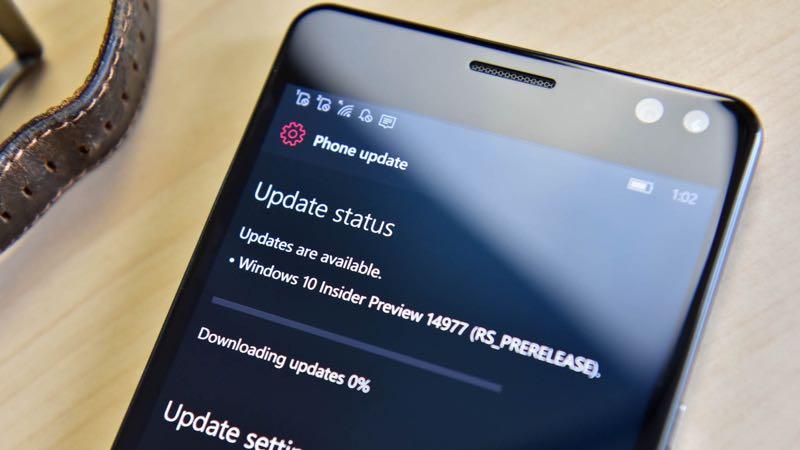 Afinal ainda existem novas builds para o Windows 10 Mobile