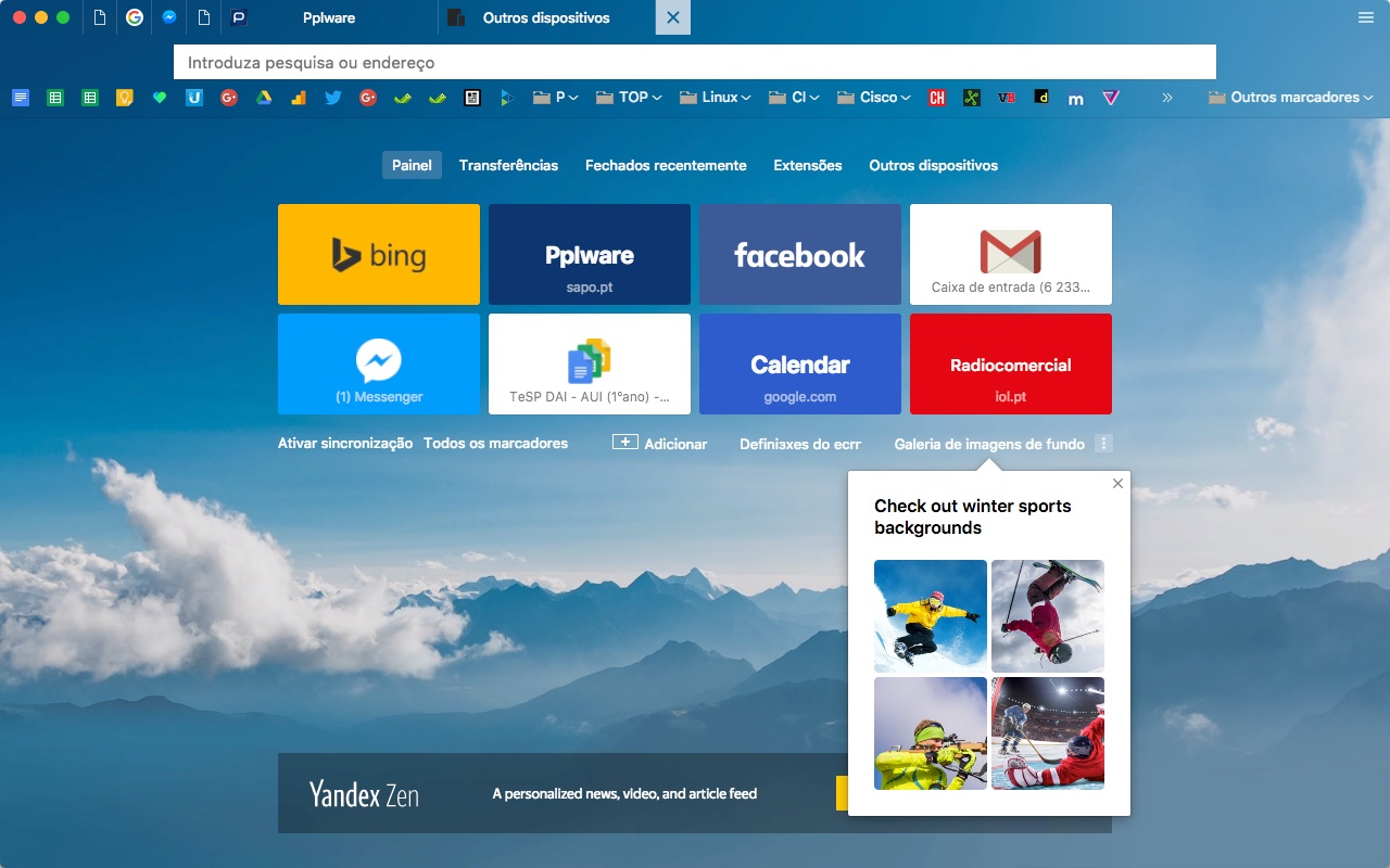 Yandex Browser: Uma fantástica alternativa ao browser TOR