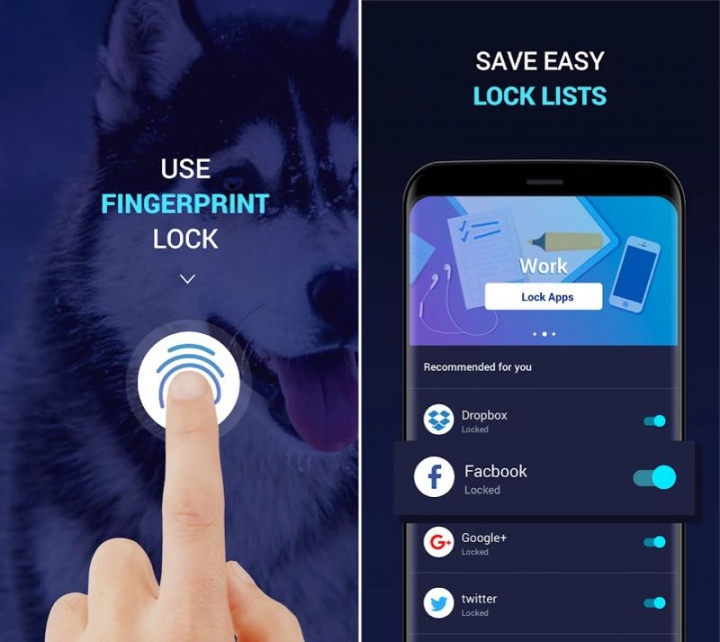 Onavo Bolt App Lock