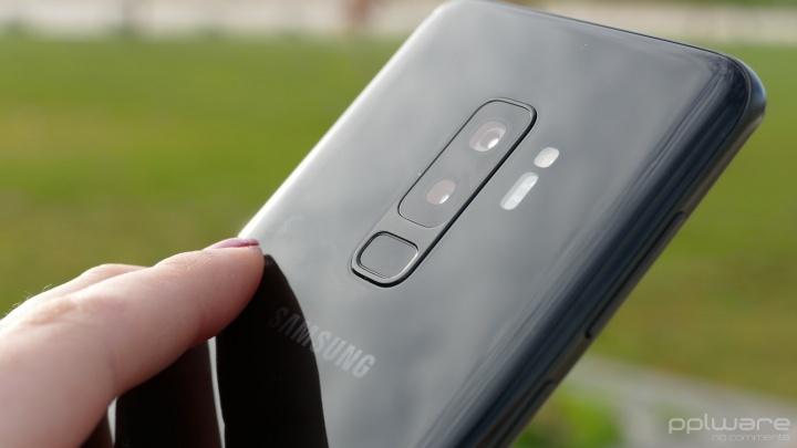 Samsung Galaxy S10 voltará a criar uma rutura design