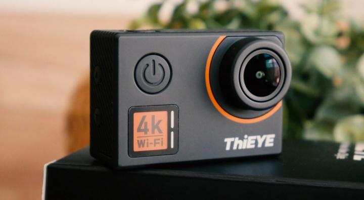 ThiEYE T5 Edge - câmara de ação