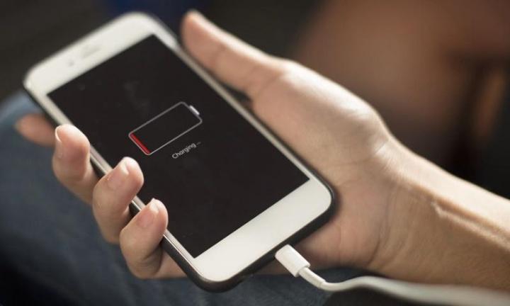 IFTTT registo bateria