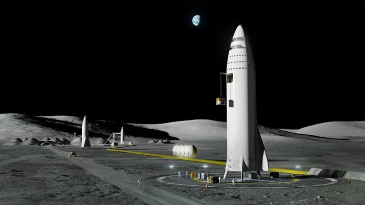 SpaceX - BFR