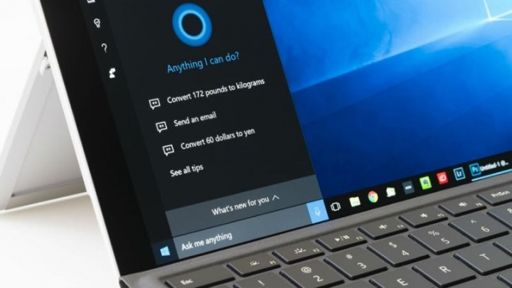 Cortana Open Sesame Windows 10 Microsoft
