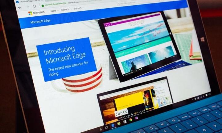Edge Windows 10