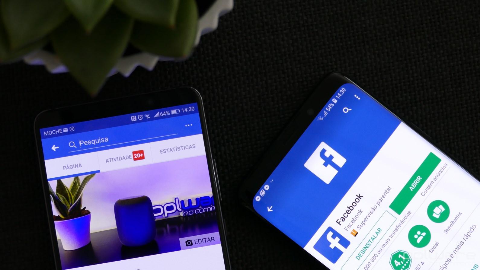 EUA Facebook Messenger conversas privacidade