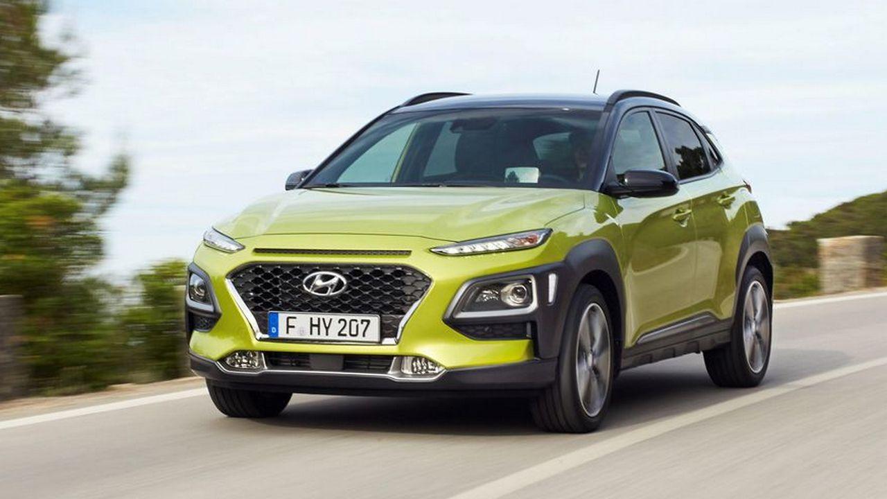 9436c01bba A Hyundai apresentou no final de fevereiro passado o seu novo SUV Kona  Electric. Este veículo, que em Portugal chamar-se-á Kauai, terá uma  autonomia para ...