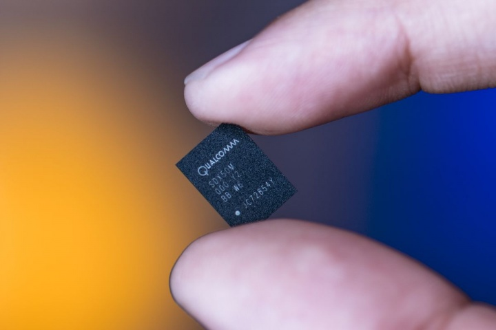 Primeiro chip 5G da Qualcomm
