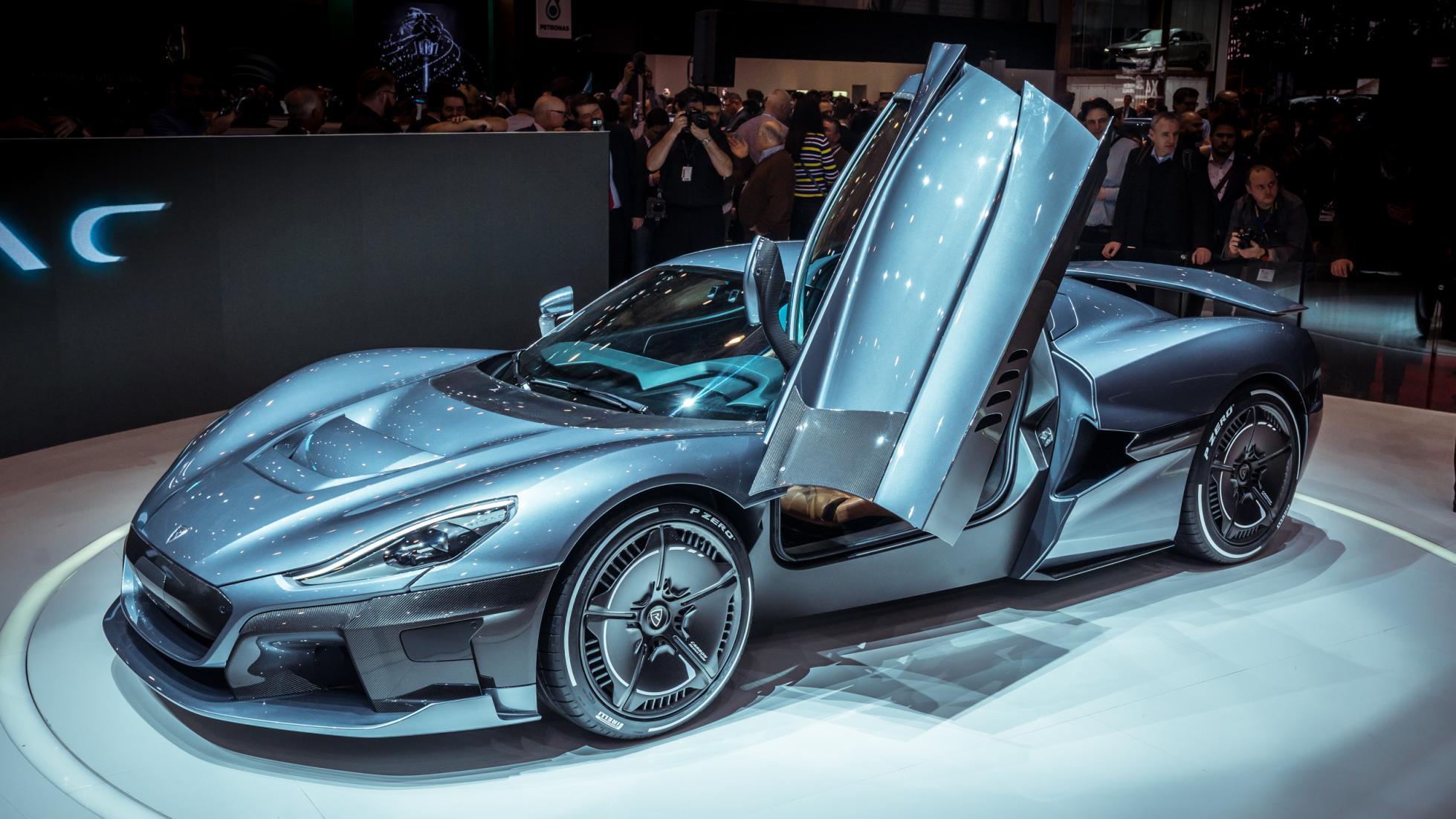Super Elantra 2018 >> Super carro Rimac vai dos 0 aos 100 km/h em 1,85 segundos - Pplware