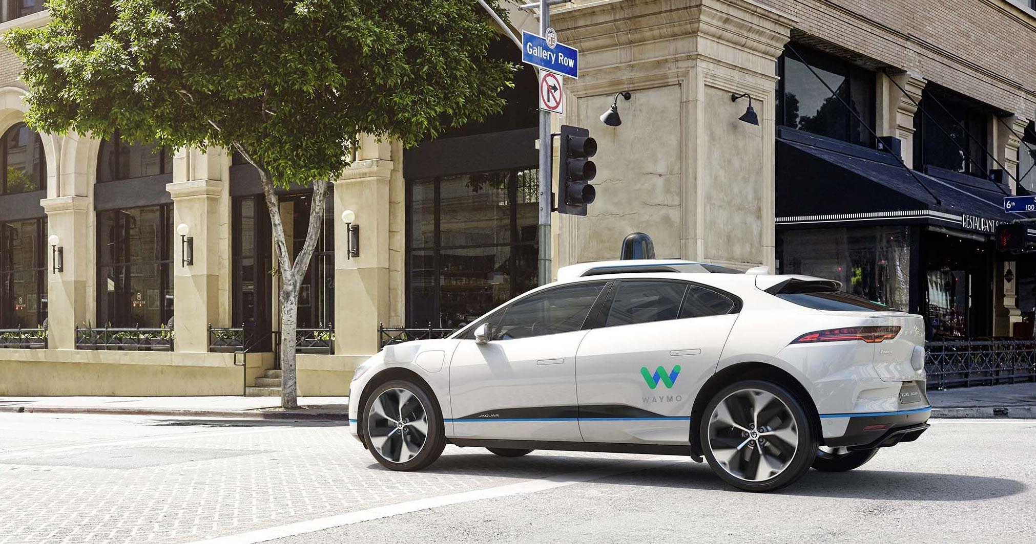 Waymo e Jaguar apresentam carro elétrico totalmente autónomo - Pplware 3963577350
