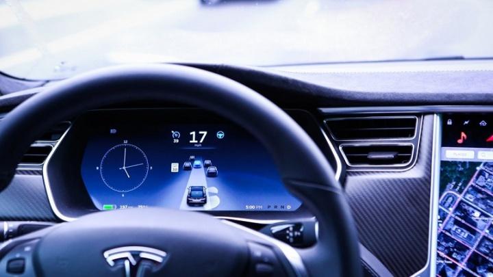 Tesla - condução autonoma