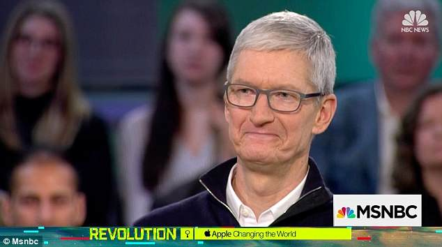 CEO Apple Tim Cook