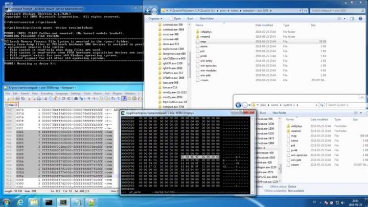 Windows 7 Meltdown Spectre