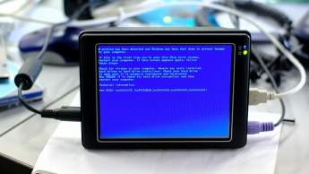 BSOD windows 98
