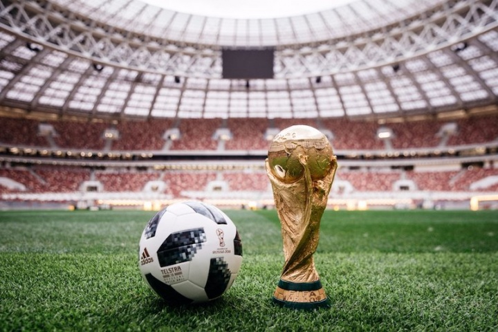 FIFA World Cup 2018-Realidade ou Ficção?