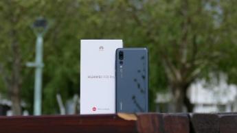 Huawei P20 Pro - review