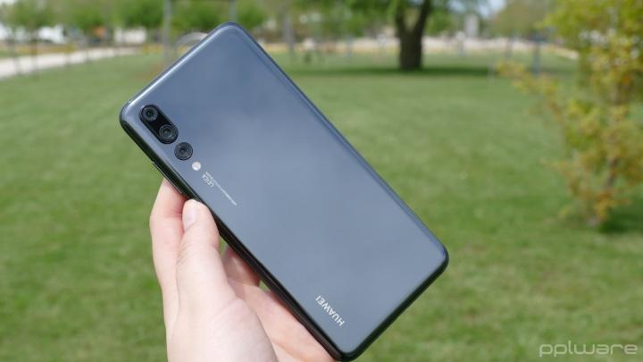 Huawei P20 Pro EISA smartphone do ano