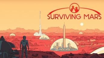 Surviving Mars - jogo - análise