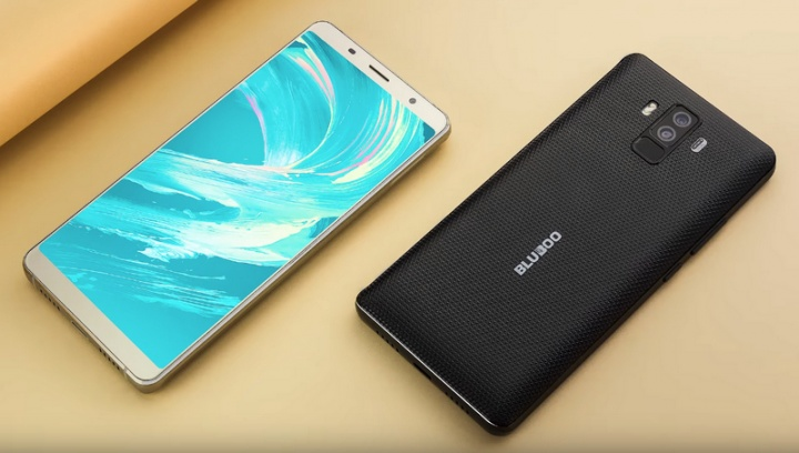 Bluboo S3 - smartphone Android