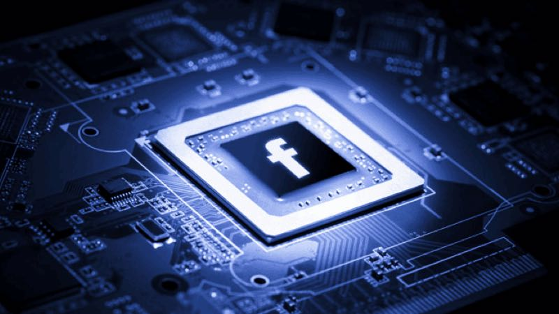 Facebook irá criar seus próprios chips