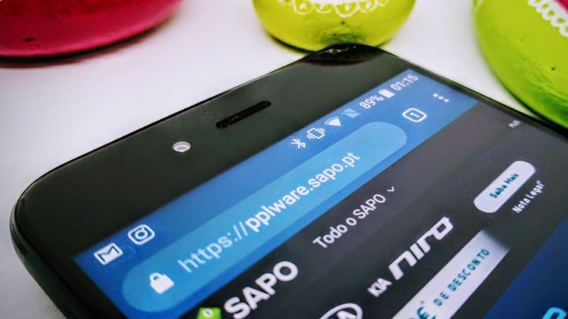 Quer conhecer a nova interface do Chrome para Android? É muito simples