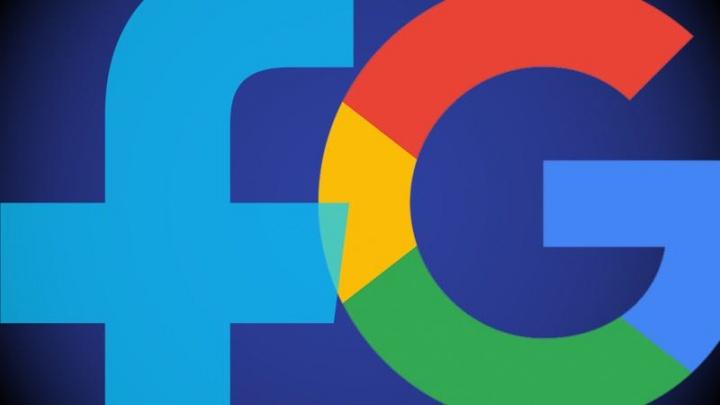 Facebook Google Dados