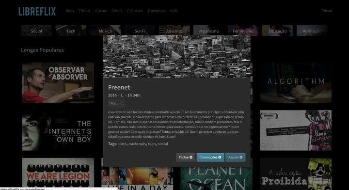 libreflix netflix filmes