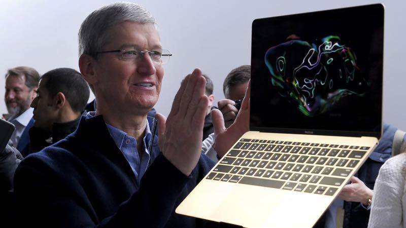 Tim Cook ainda não concorda com a possível fusão do macOS e do iOS