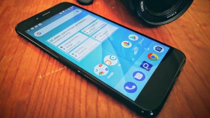 Xiaomi Mi A1 Android 8.1 Oreo